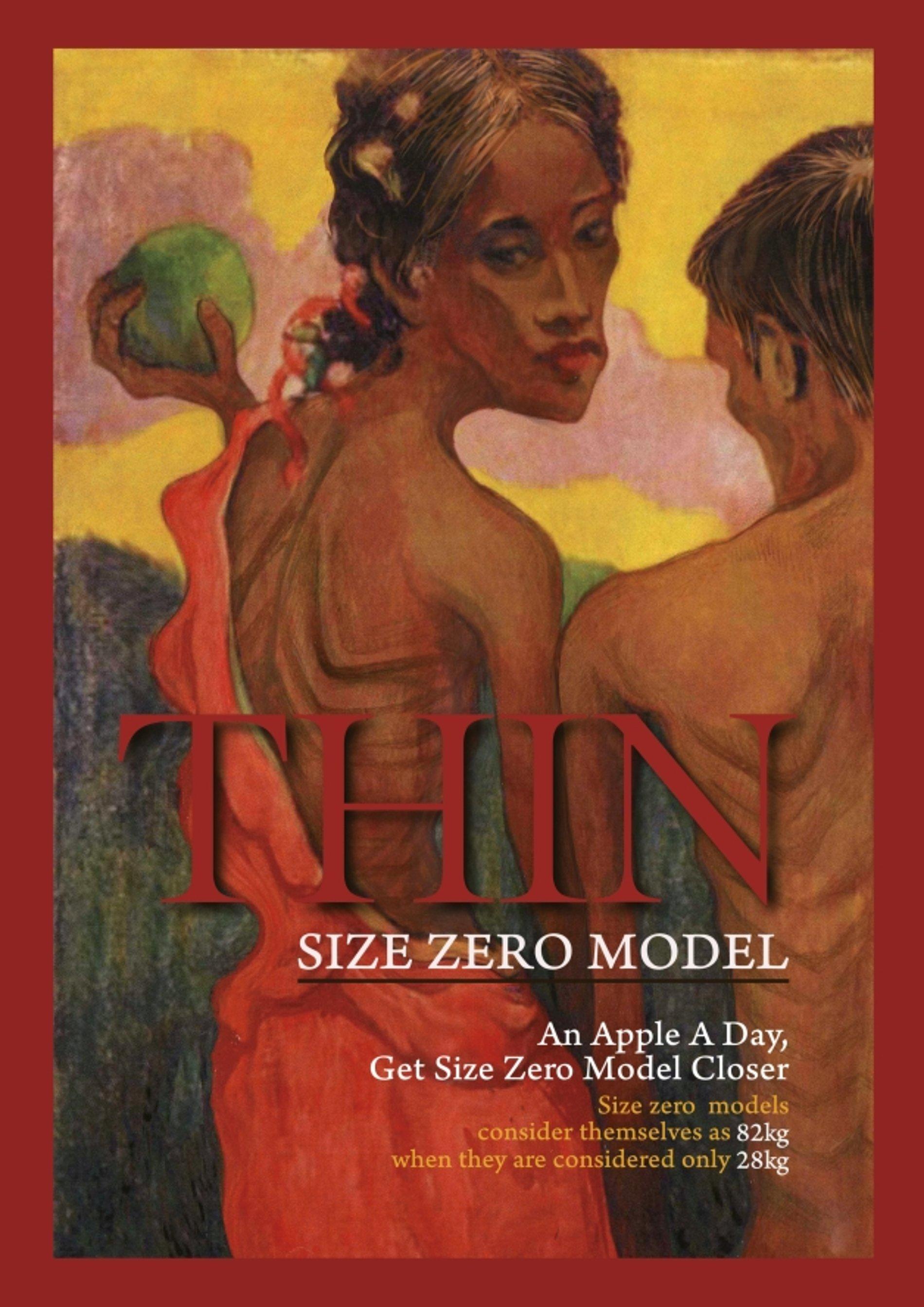 Size Zero Model   Red Dot Design Award