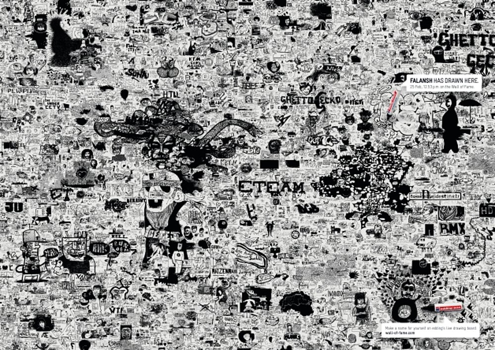 wall-of-fame.com | Red Dot Design Award