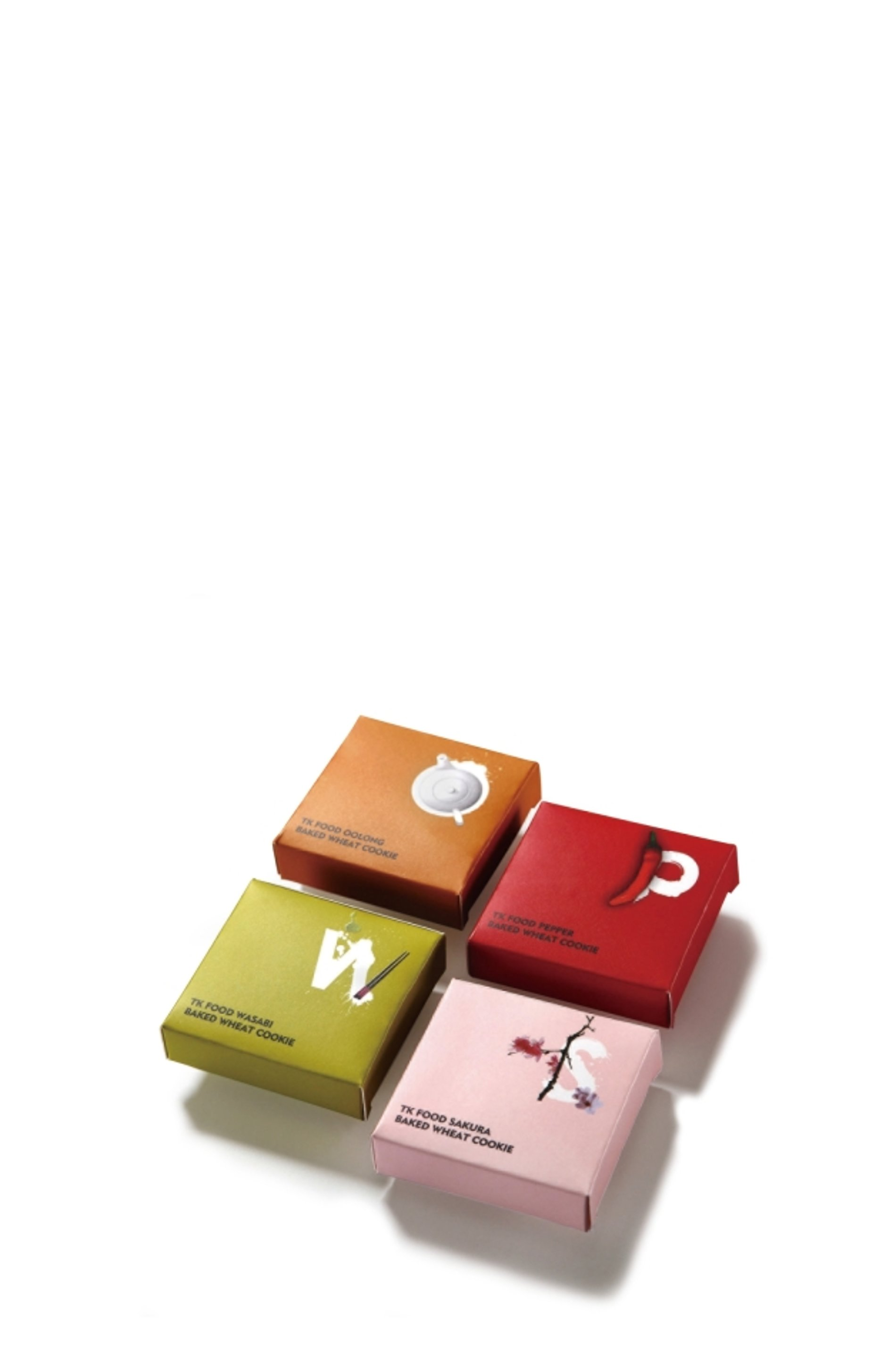 TK FOOD Assorted Flavours   Red Dot Design Award