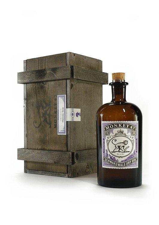 Monkey 47 – Schwarzwald Dry Gin | Red Dot Design Award
