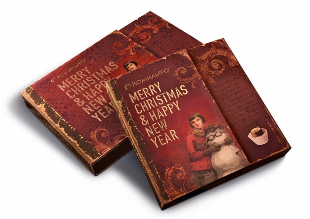 Comilfo Chocolates Limited Edition   Red Dot Design Award