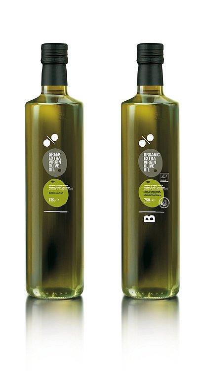 100% Greek Olive Oil – Extra Virgin & Organic Olive Oils | Red Dot Design Award