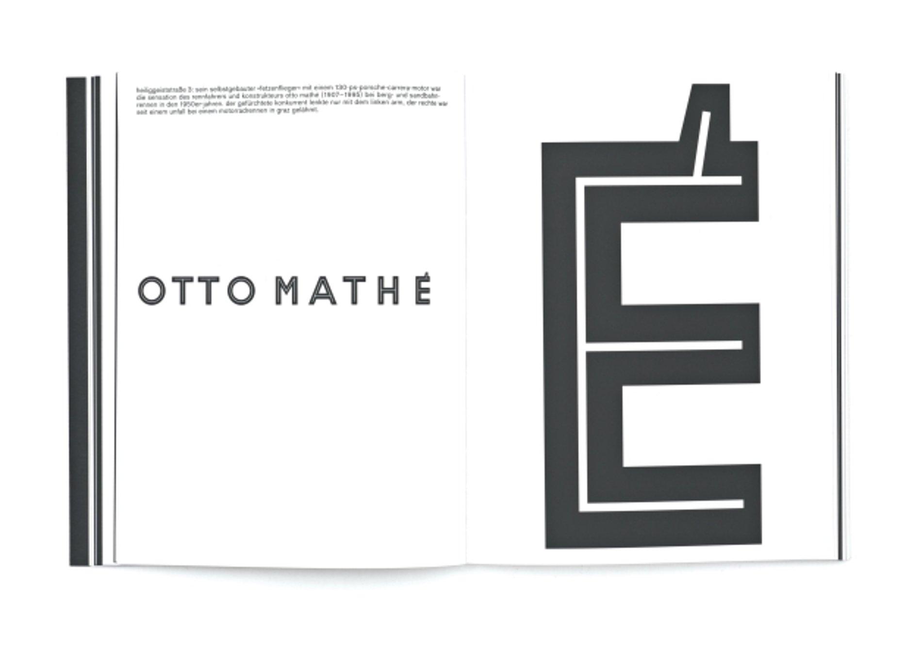 andreas uebele – alphabet innsbruck | Red Dot Design Award