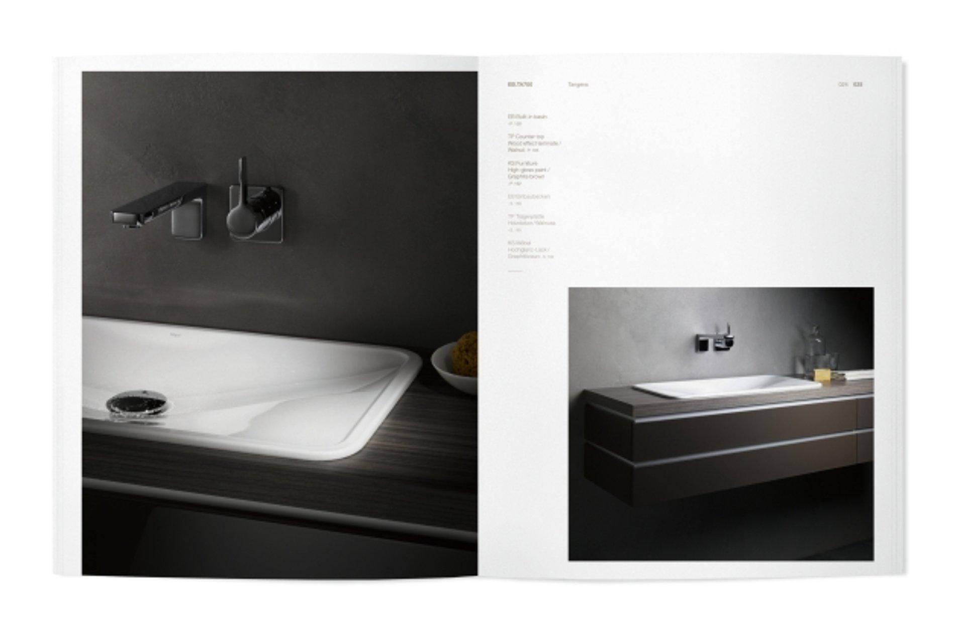 Alape Katalog 2011 | Red Dot Design Award