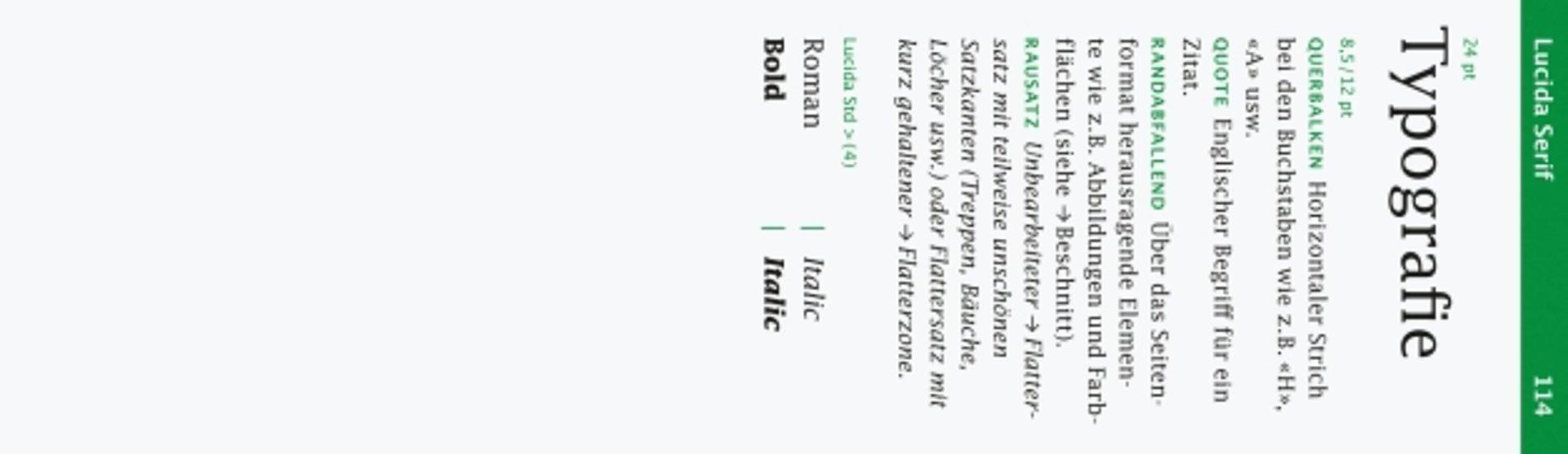 Der Schriftenfächer – eine Entdeckungsreise | Red Dot Design Award