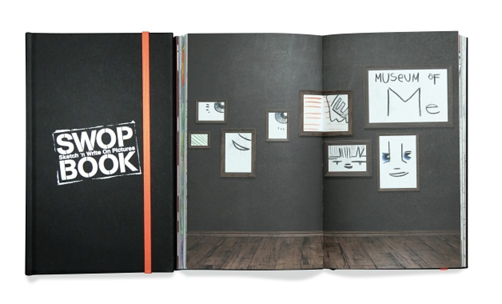 Swop Book | Red Dot Design Award