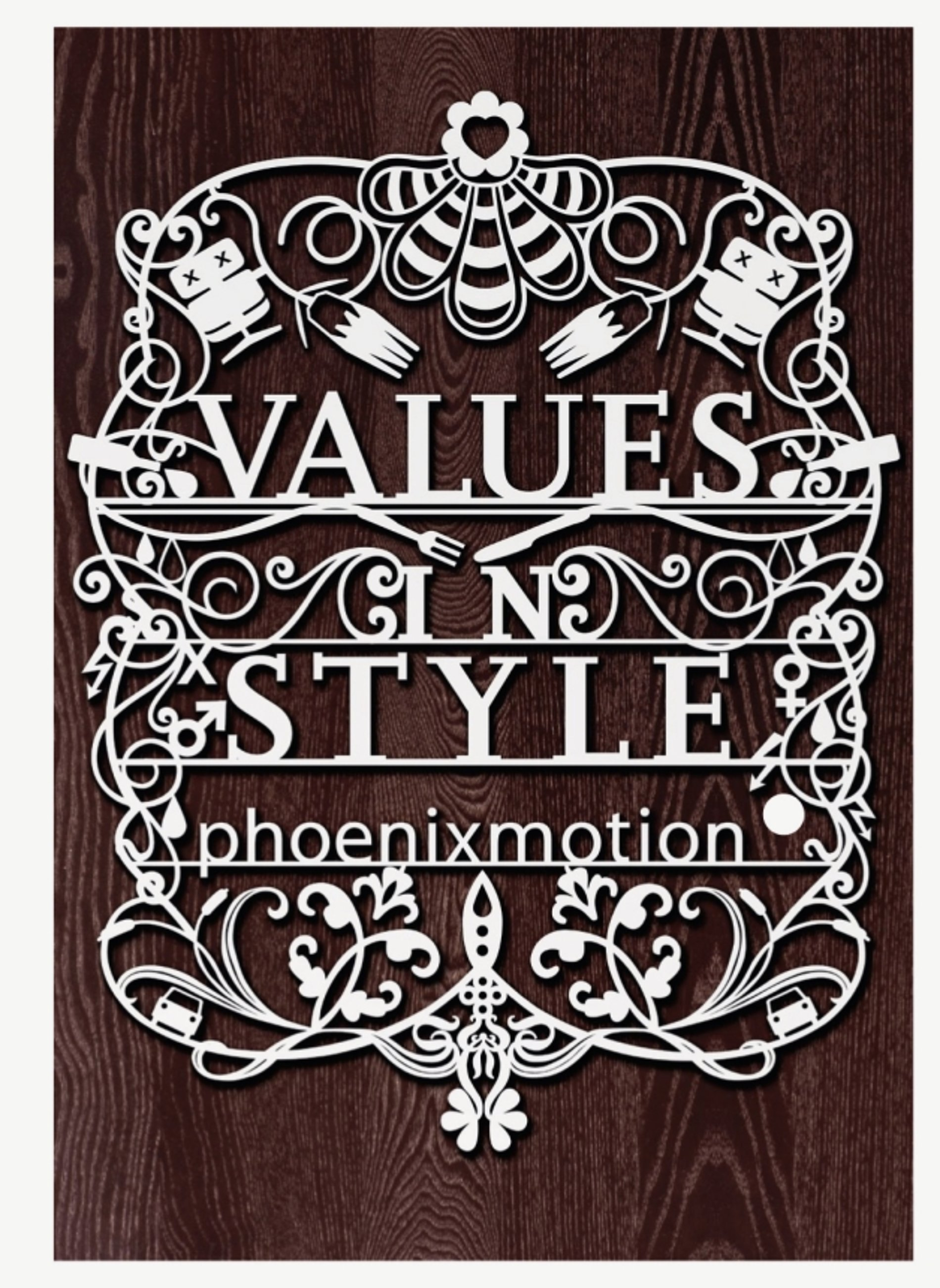phoenixmotion – Values in Style   Red Dot Design Award