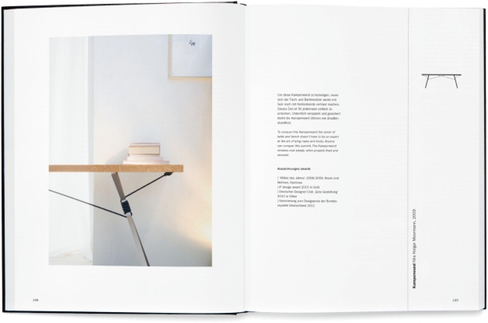 Moormann Gesamtkatalog Vol. 3 | Red Dot Design Award