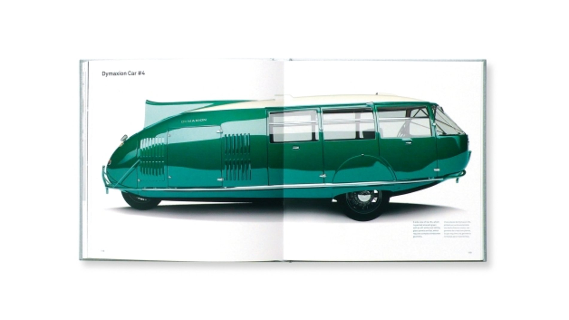 Dymaxion Car Buckminster Fuller | Red Dot Design Award