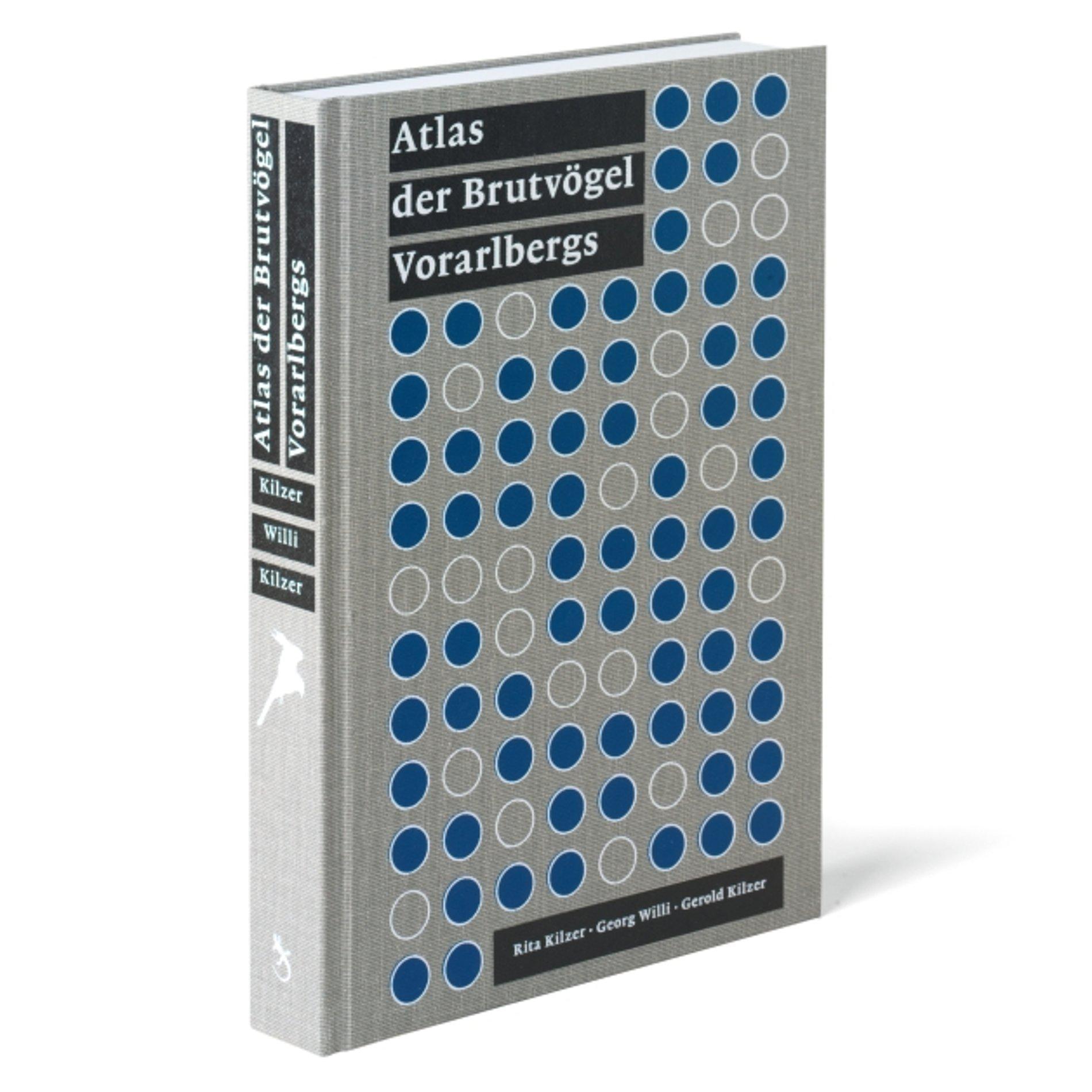 Atlas der Brutvögel Vorarlbergs | Red Dot Design Award