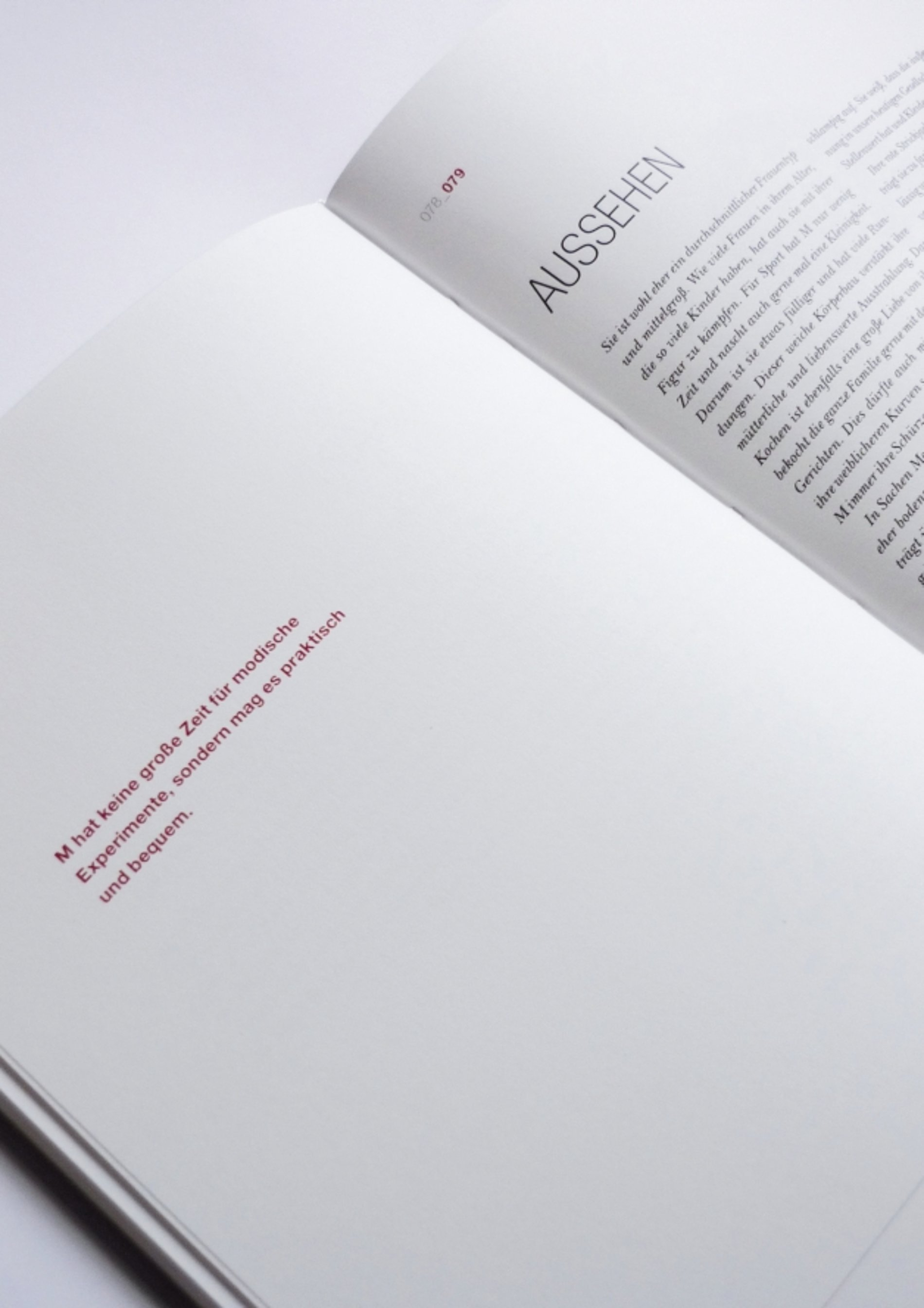 Eine kleine Psychologie der Buchstaben | Red Dot Design Award