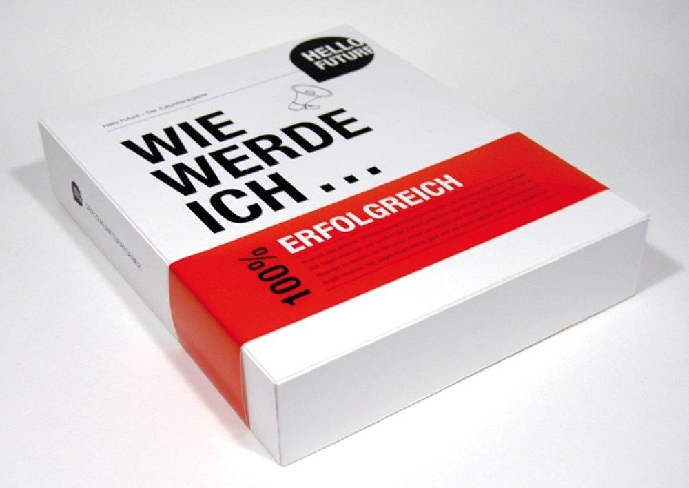 Hello Future – Der Zukunftsratgeber | Red Dot Design Award