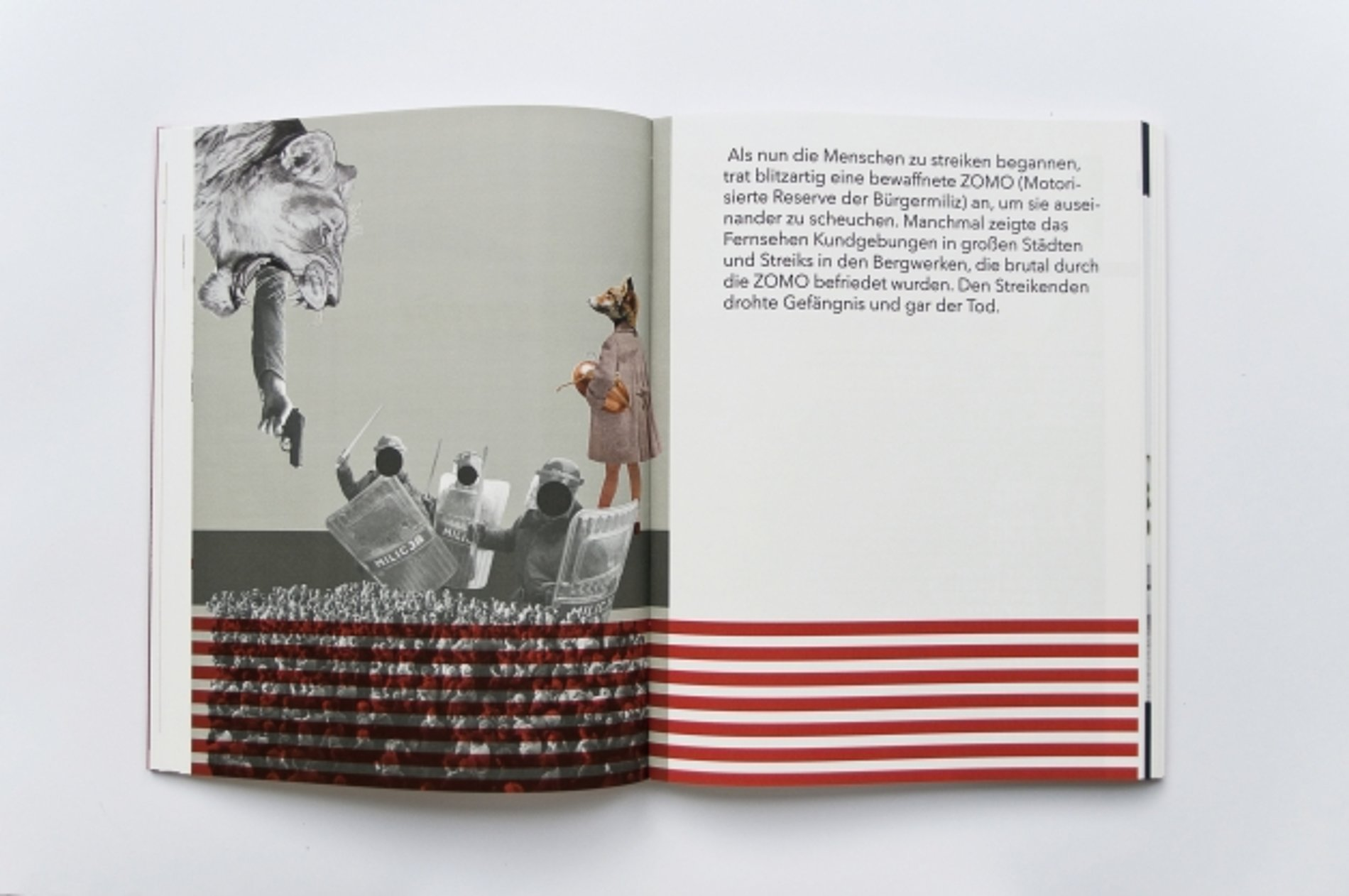 Rote Zeit durch kleine Augen | Red Dot Design Award