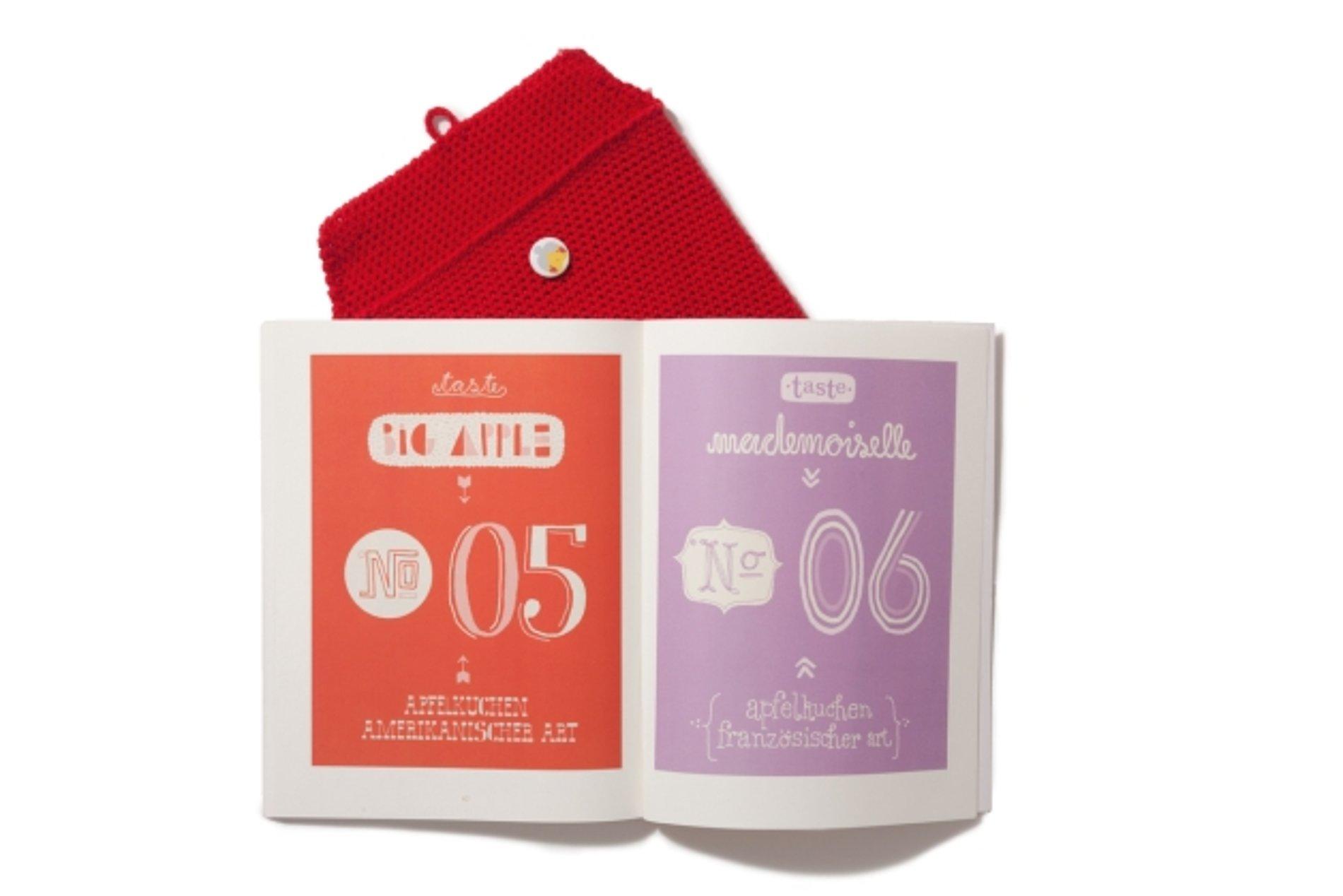 Rosies Apfelkuchen im Glas | Red Dot Design Award