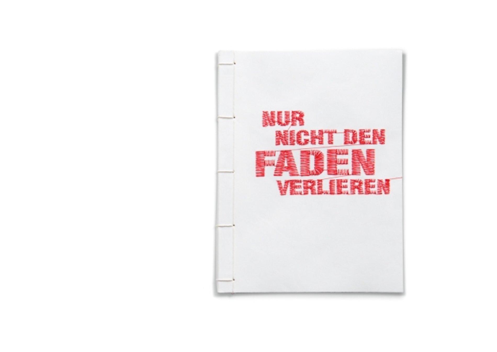 Das Rote-Faden-Buch | Red Dot Design Award