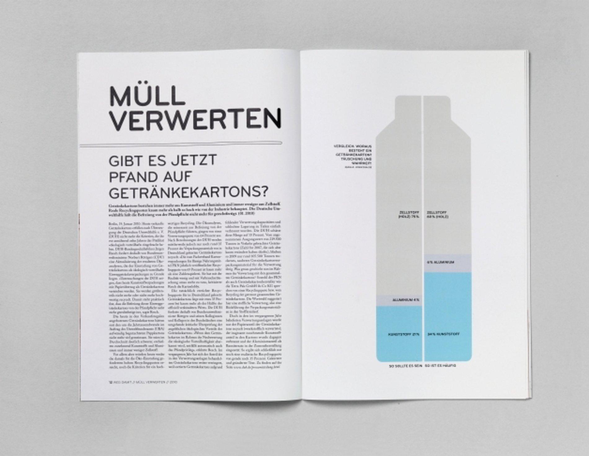 Weg damit – Das Leben nach der Tonne! | Red Dot Design Award