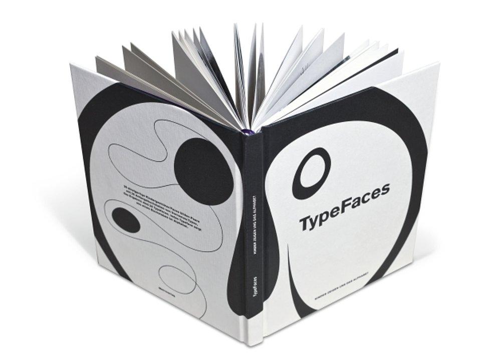 TypeFaces | Red Dot Design Award