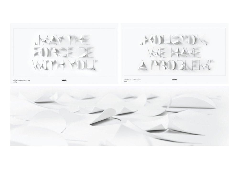 Loewe 3D | Red Dot Design Award