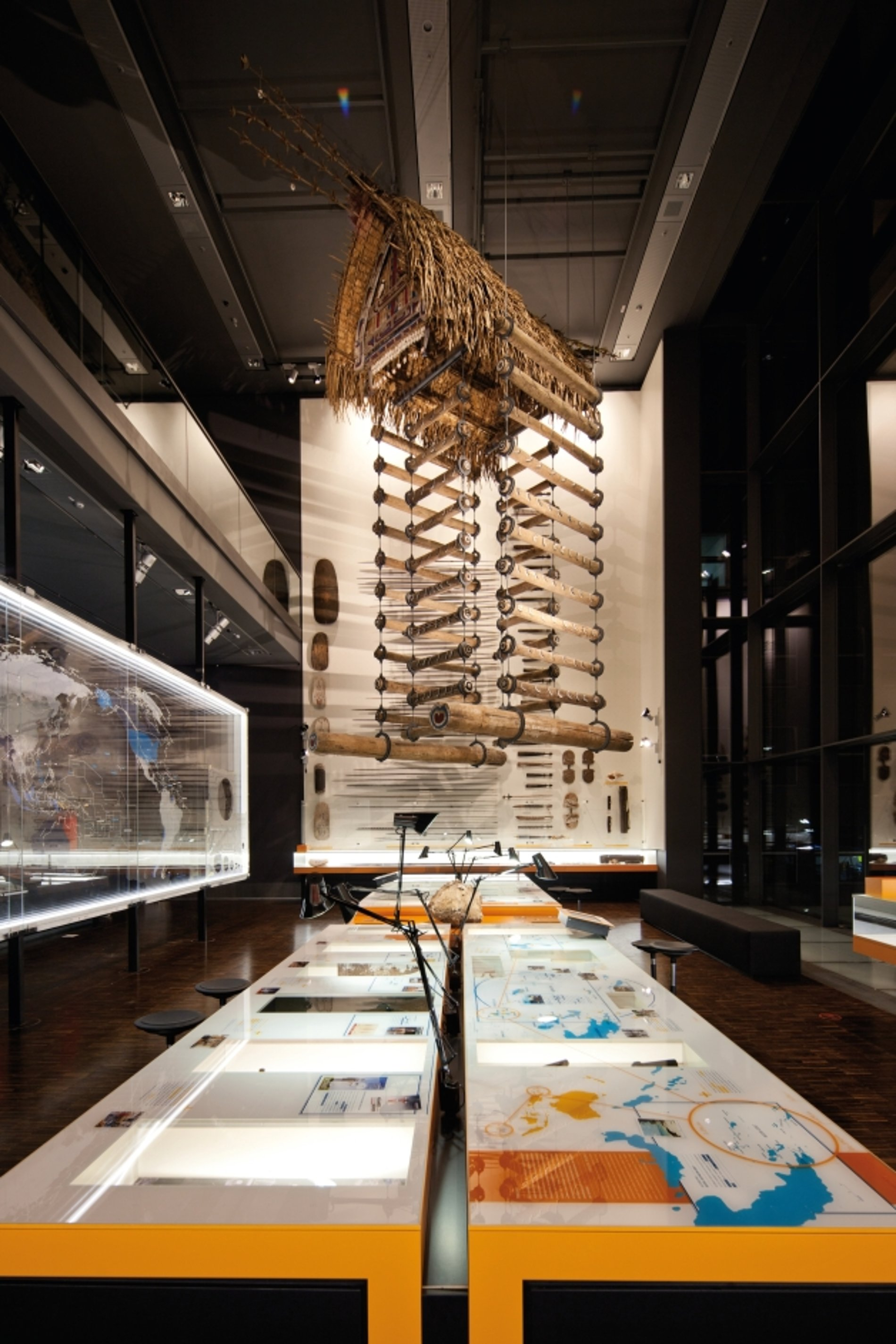 Permanent Exhibition Rautenstrauch-Joest-Museum, Cologne | Red Dot Design Award