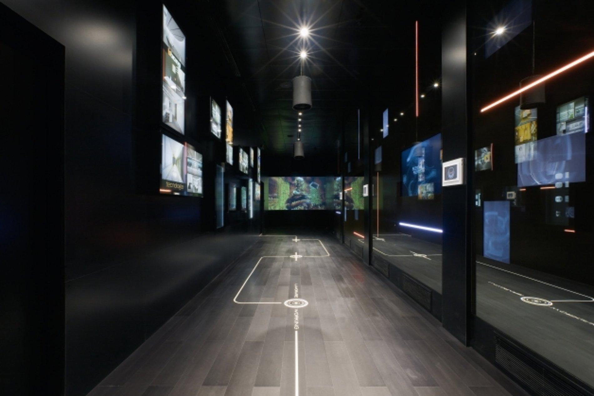 BTicino Concept Store  Milan | Red Dot Design Award