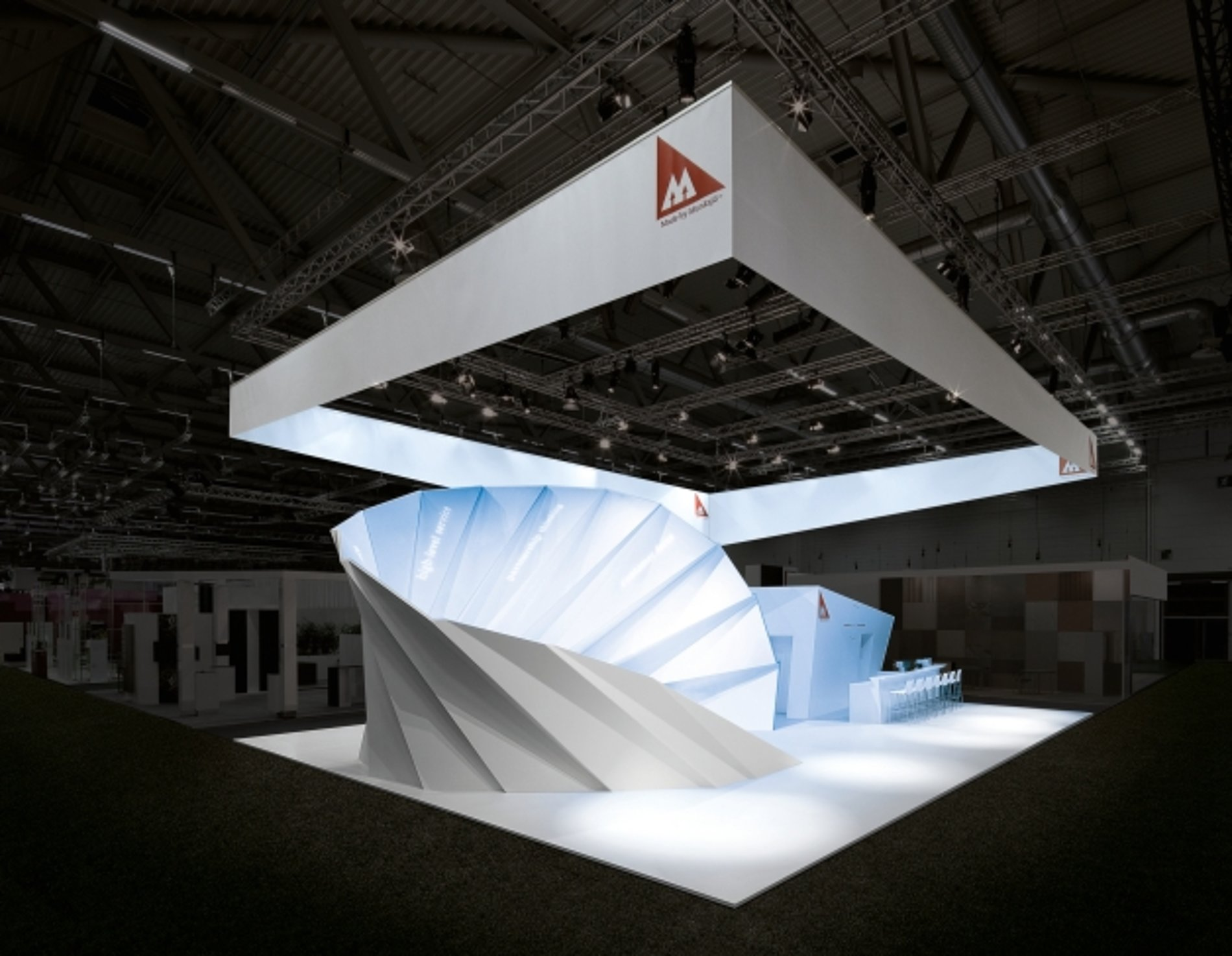 expand to a new level   Red Dot Design Award