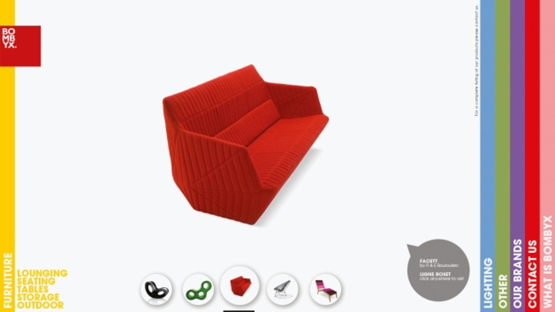 bombyx.gr | Red Dot Design Award