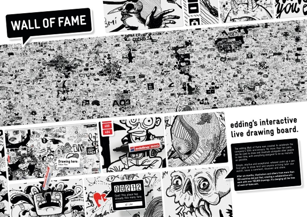 wall-of-fame.com | Red Dot Design Award
