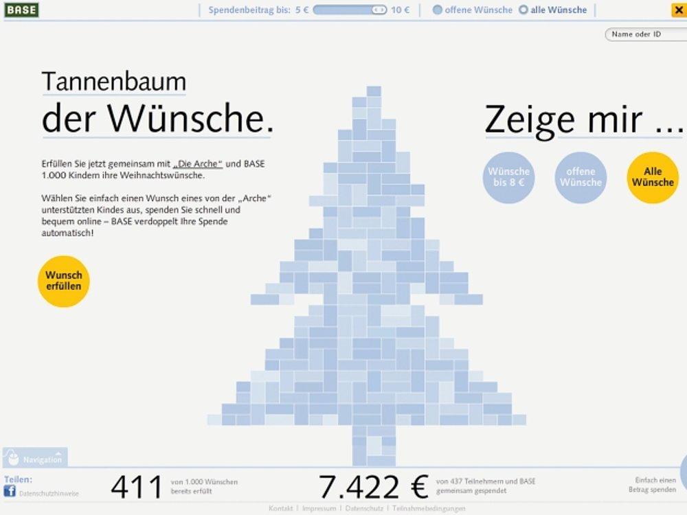 BASE – Tannenbaum der Wünsche | Red Dot Design Award