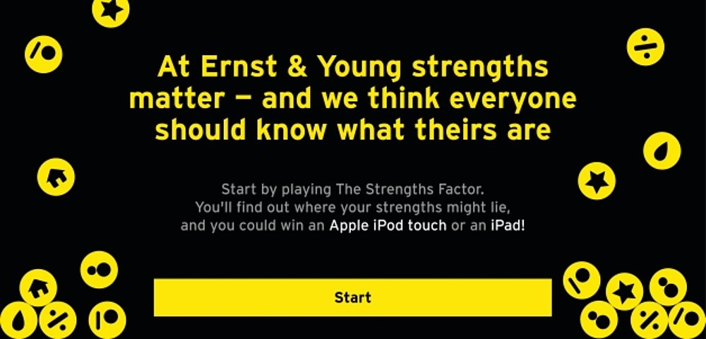 Ernst & Young – The Strengths Factor | Red Dot Design Award