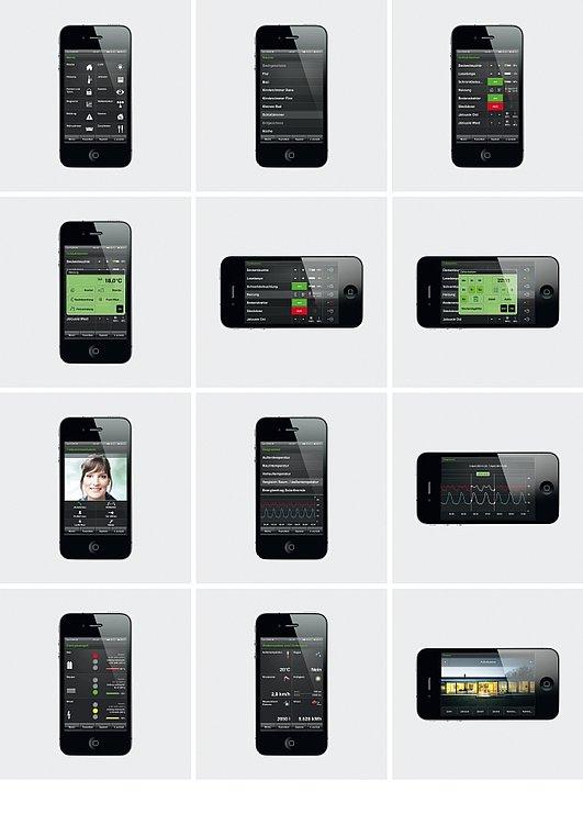 Gira Home Server App | Red Dot Design Award