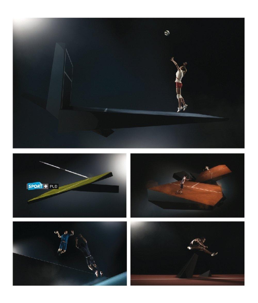 Sport+ Rebrand | Red Dot Design Award