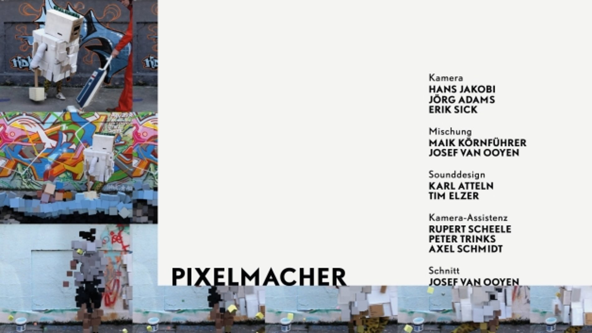 Der Pixelmacher – zdf.kultur | Red Dot Design Award