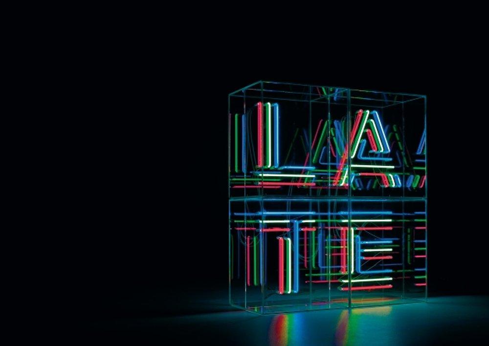 LATE neons | Red Dot Design Award