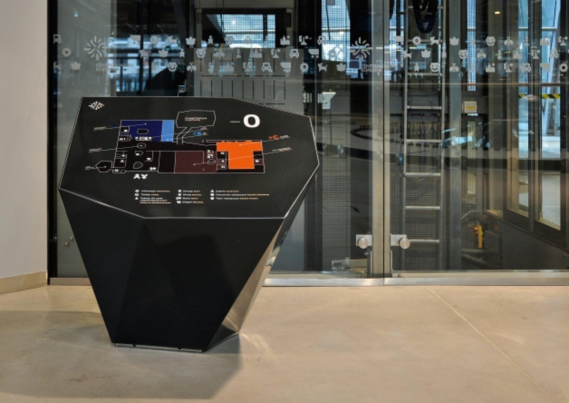 Copernicus Science Centre | Red Dot Design Award