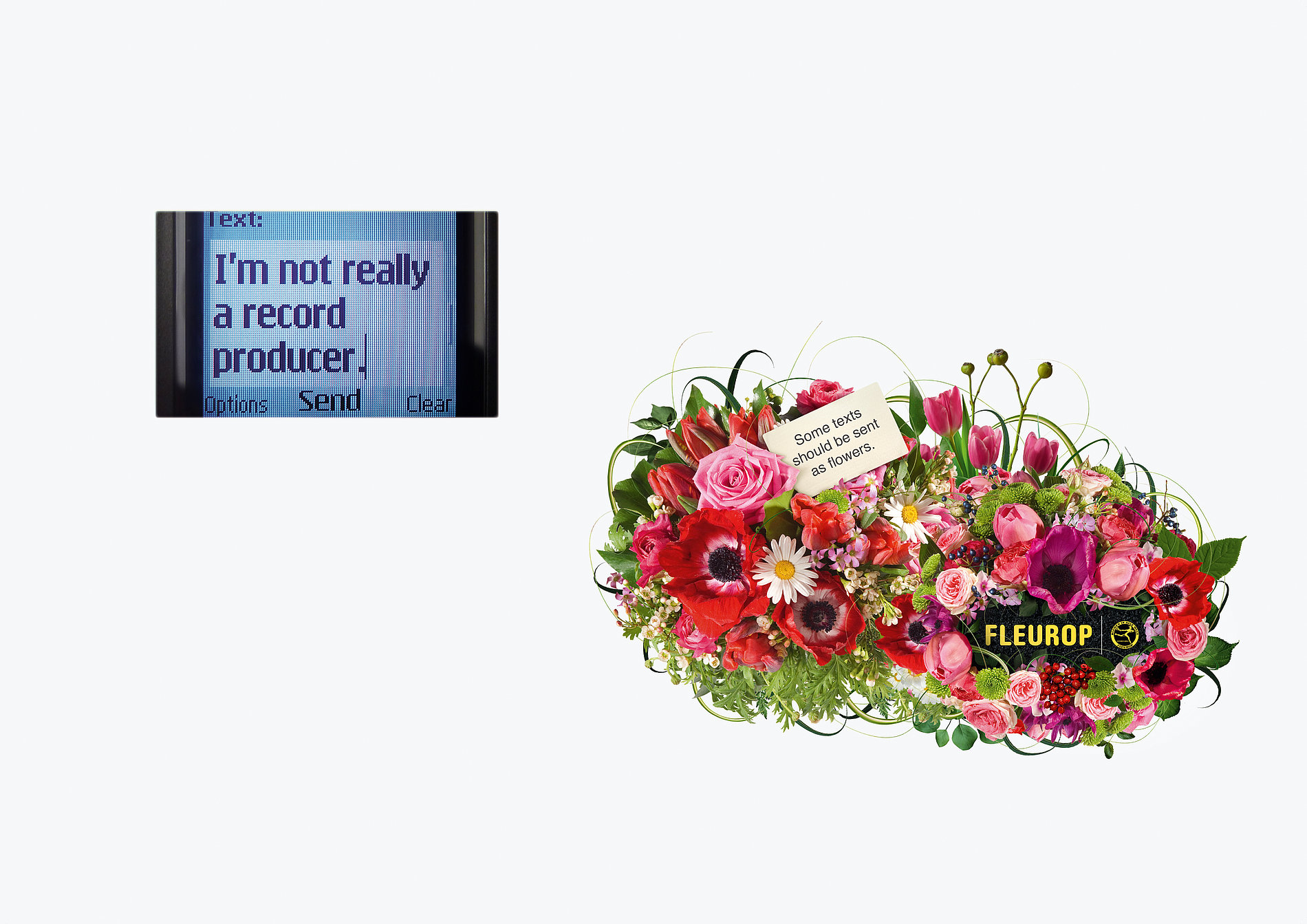Text Campaign | Red Dot Design Award