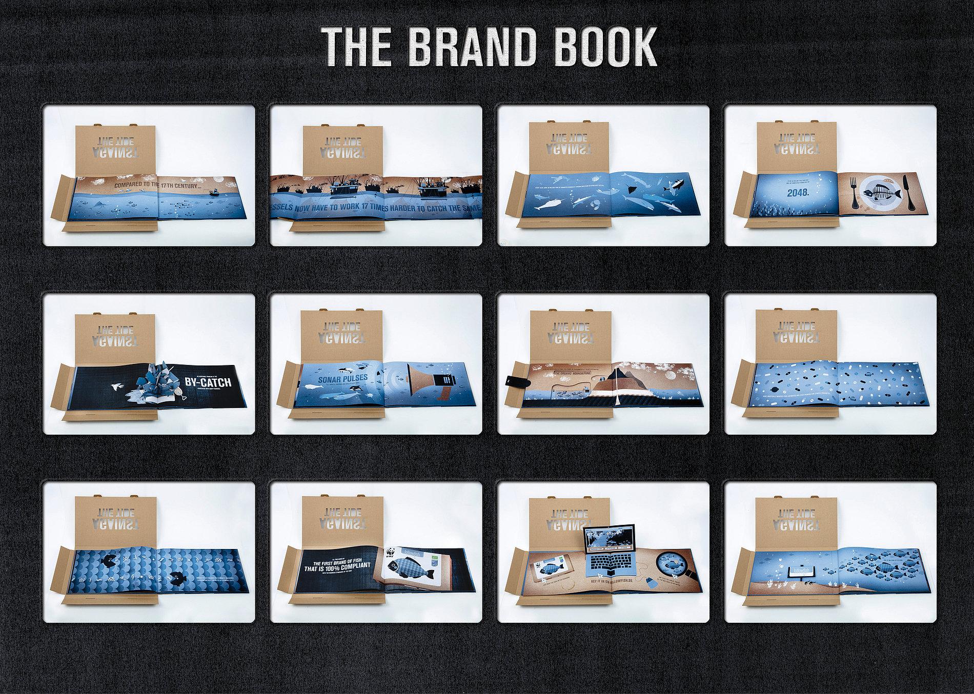 Followfish  Brand Book   Red Dot Design Award