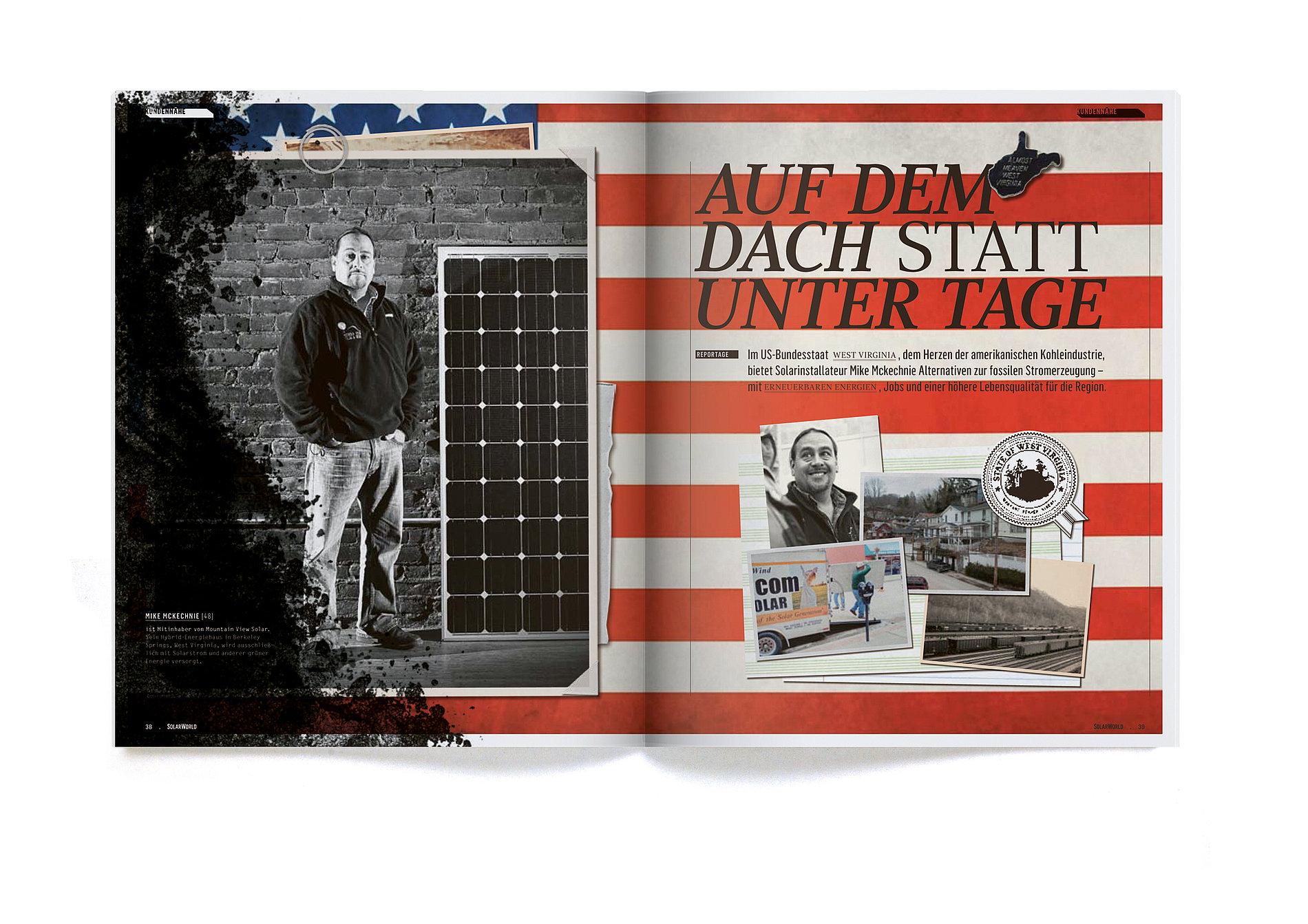 SolarWorld  Annual Report 2011 | Red Dot Design Award
