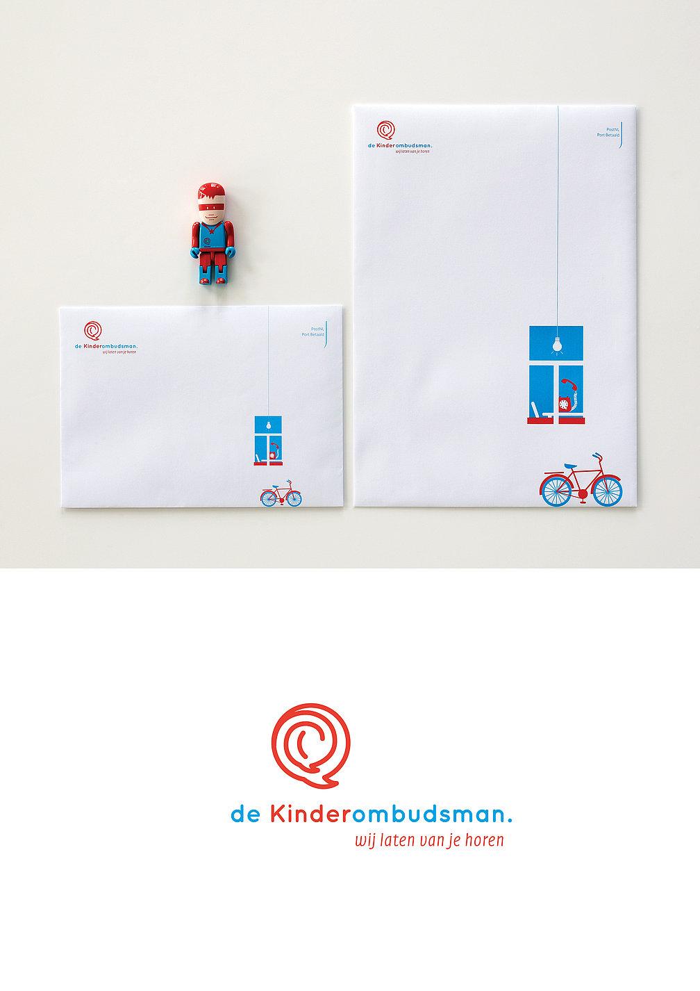 Dutch Children's  Ombudsman | Red Dot Design Award