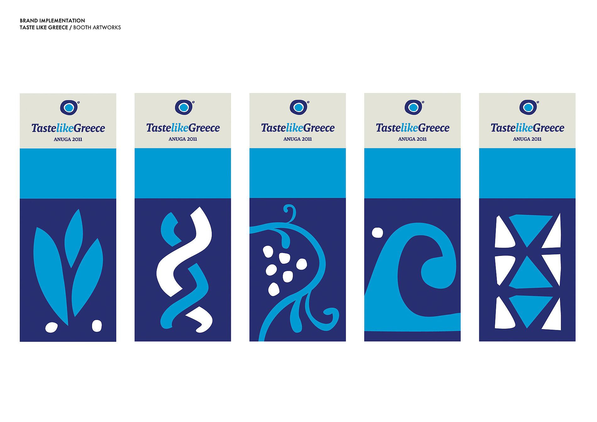Taste like Greece | Red Dot Design Award