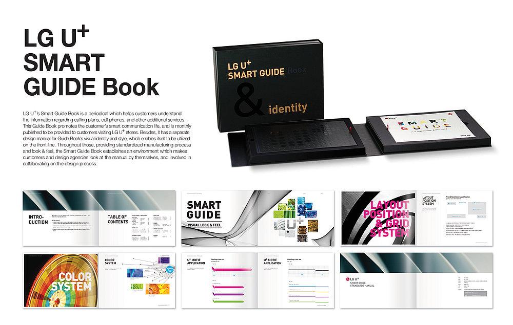 LG U+ Smart Guide Book | Red Dot Design Award