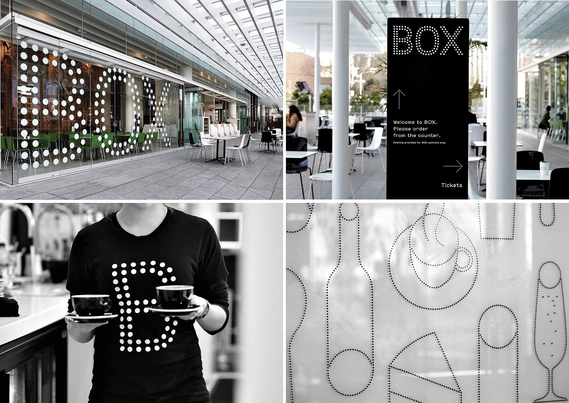 Box Café | Red Dot Design Award