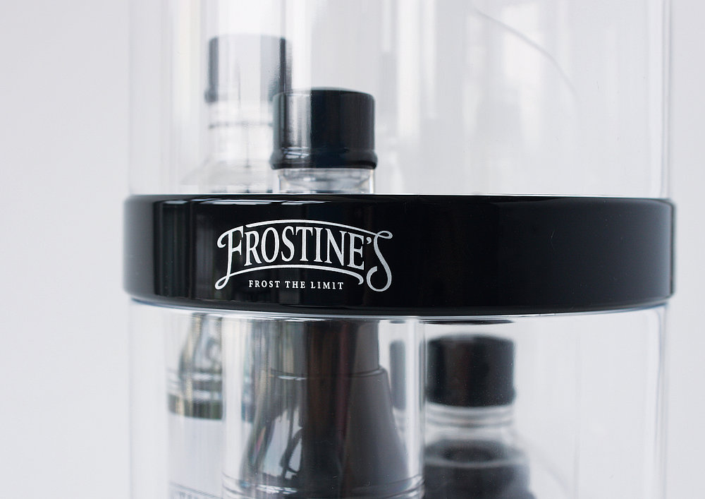 Frostine's | Red Dot Design Award