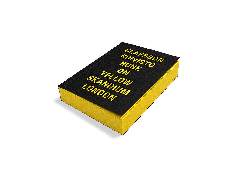 On Yellow | Red Dot Design Award