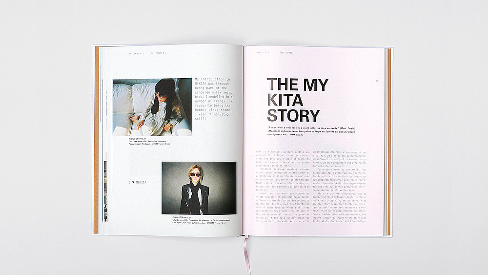MYKITA EIGHT | Red Dot Design Award
