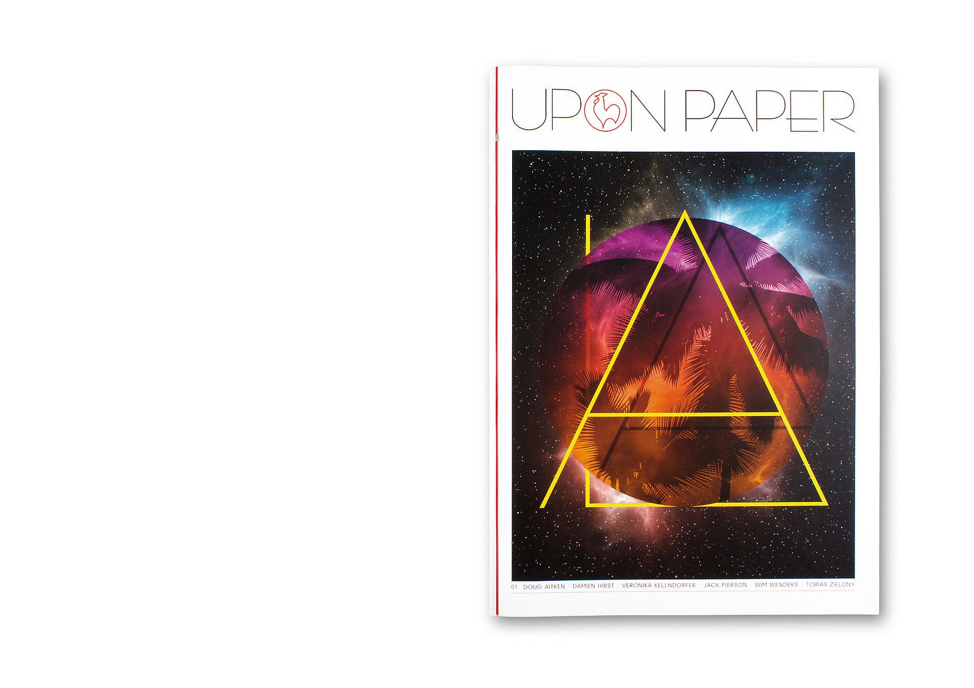UPON PAPER | Red Dot Design Award