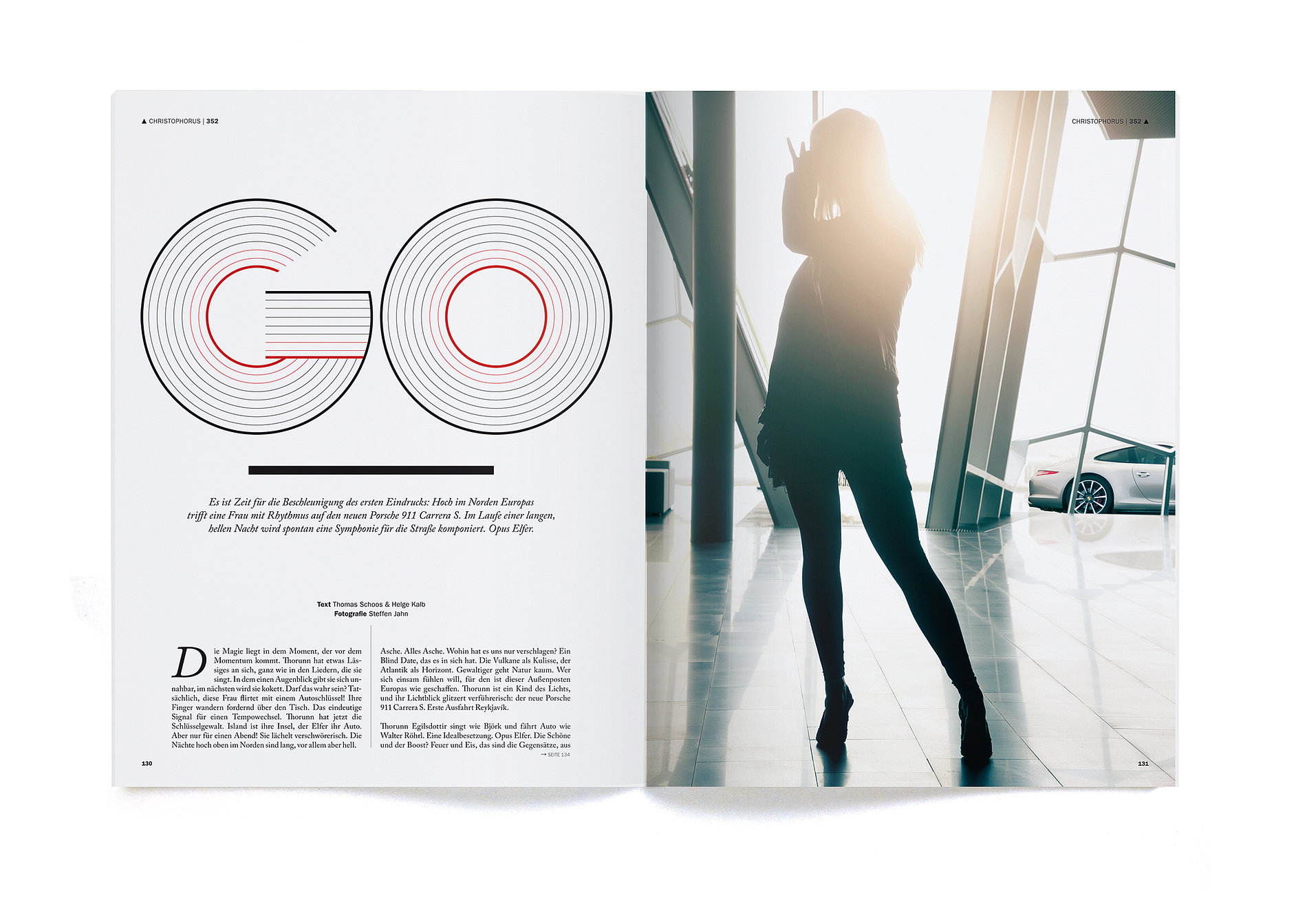 Christophorus #352 | Red Dot Design Award