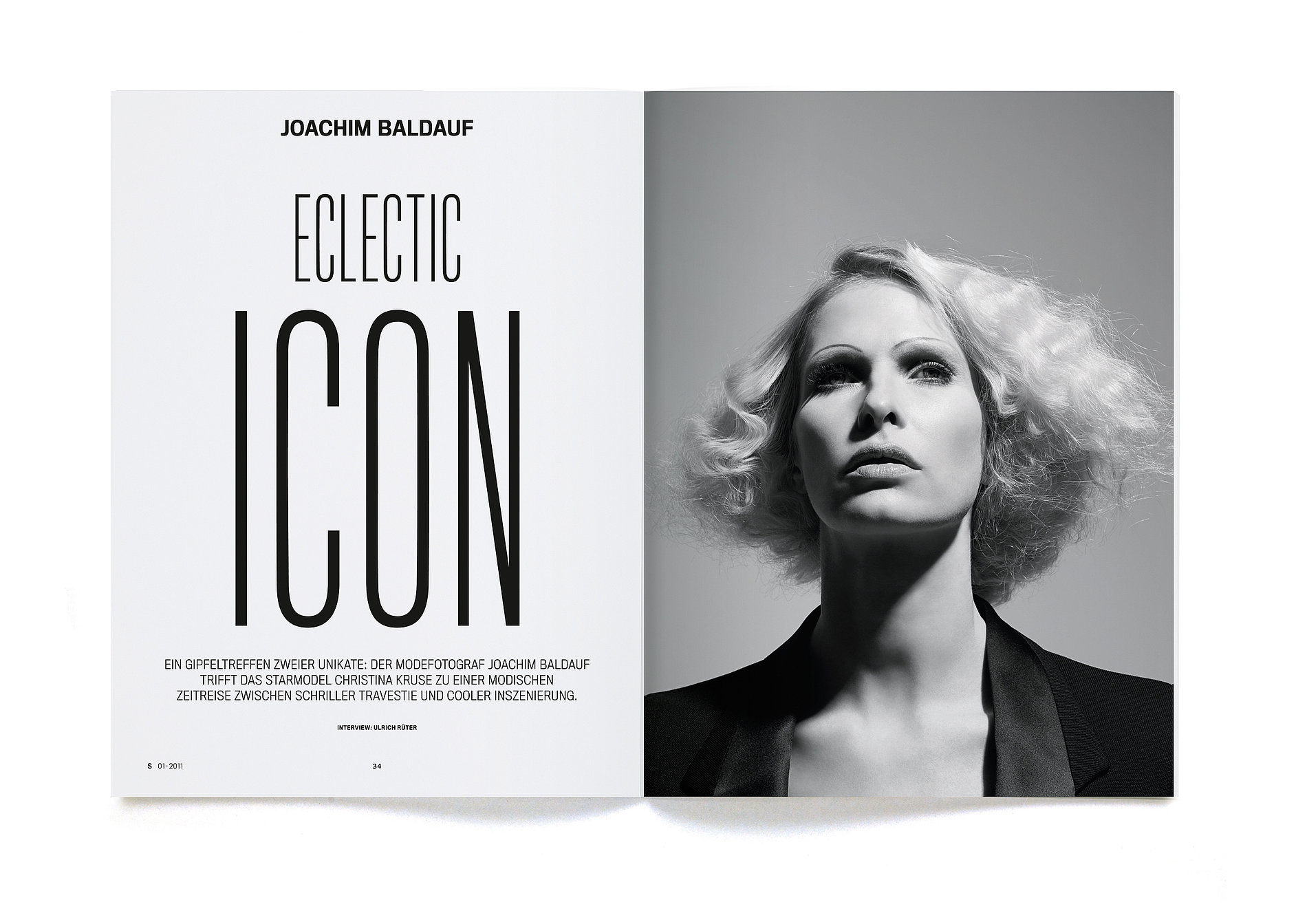 Leica S-Magazin 1 | Red Dot Design Award