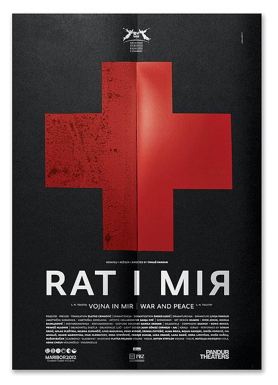 War and Peace | Red Dot Design Award
