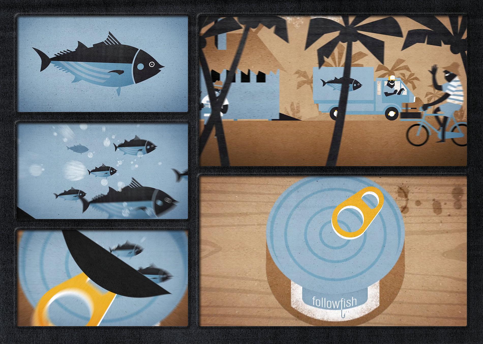 Followfish. Good Catch. | Red Dot Design Award