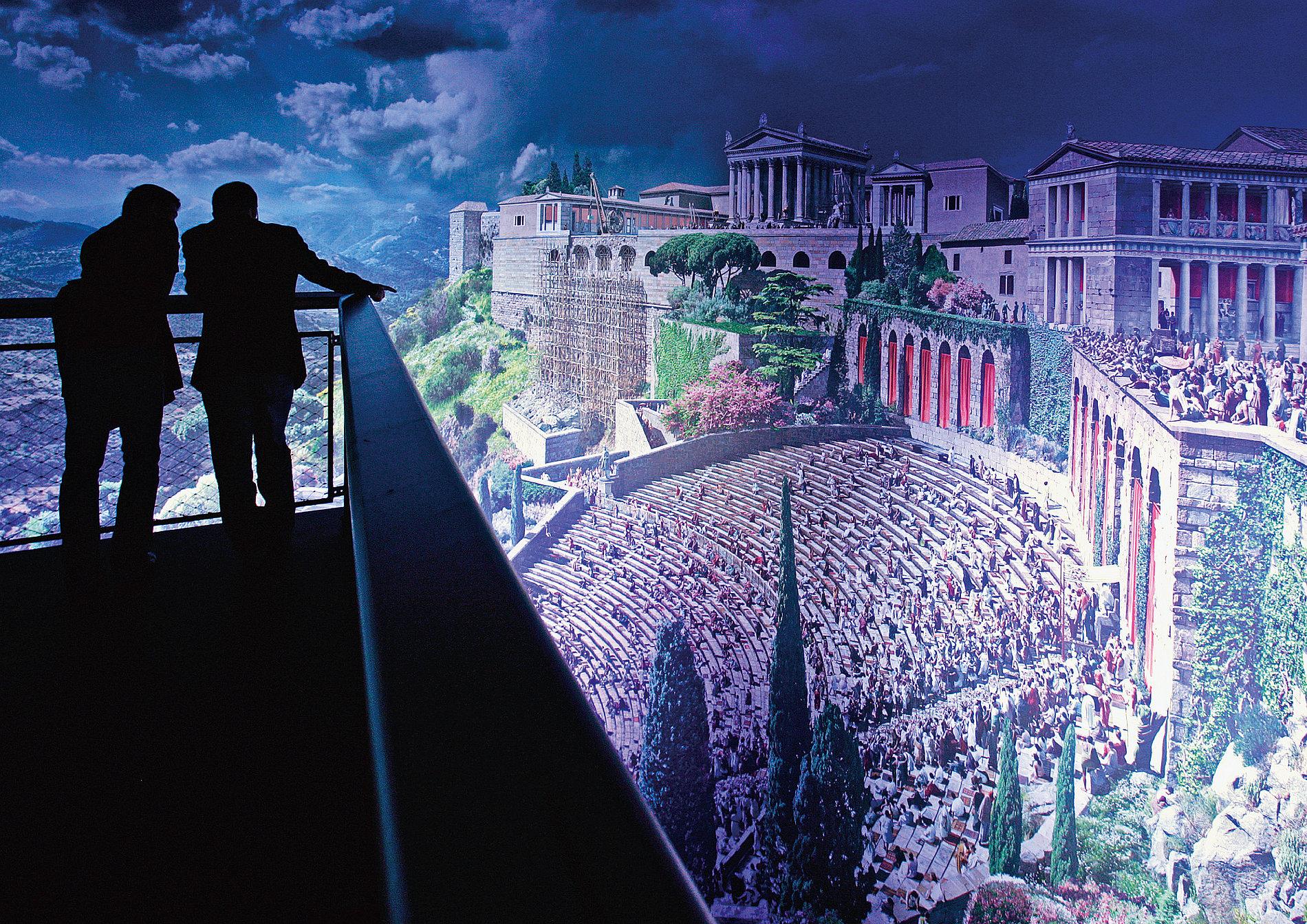 Pergamon –  Panorama der antiken Metropole   Red Dot Design Award